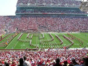 Oklahoma Memorial Stadium n University of Oklahoma, Norman